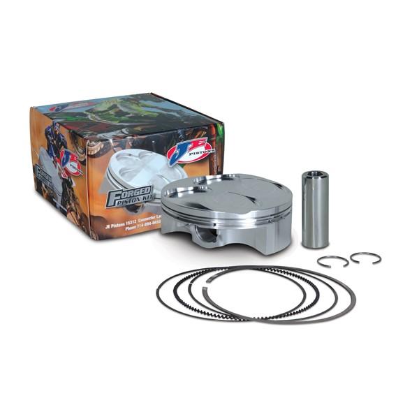Je Pistons Piston Kit - Yamaha Grizzly 700 2014-2015 ( 700cc, 103mm on yamaha remote control, yamaha oil cooler, yamaha gauges, yamaha generator, yamaha control box, yamaha water pump,