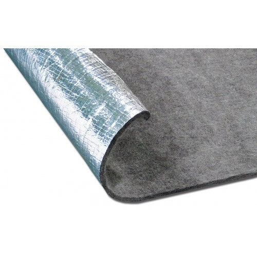Thermo-Tec insulating mat - thermo guard fr - heat & sound
