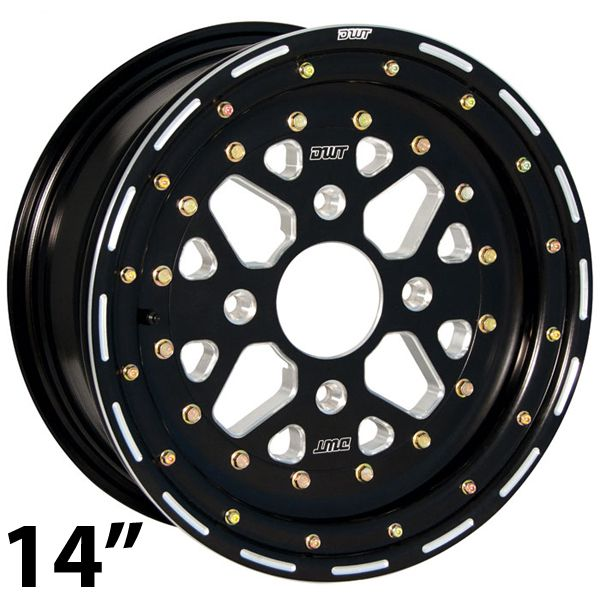 Douglas Wheels sector beadlock 14""