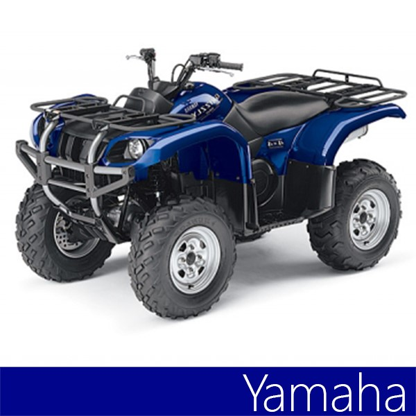 Je Pistons yamaha grizzly 660