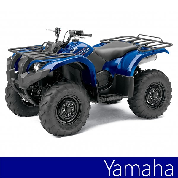 Je Pistons yamaha grizzly 450