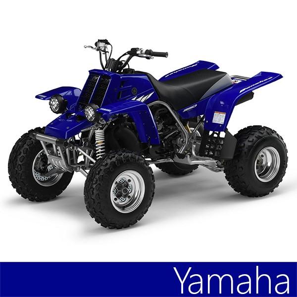 Maier Body Plastic Yamaha Banshee on Honda Xr250r