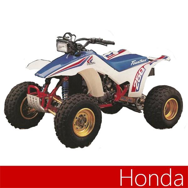 Maier Honda Trx250r Splash N Dirt Distribution Canada