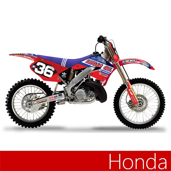 Maier Body Plastic honda cr125