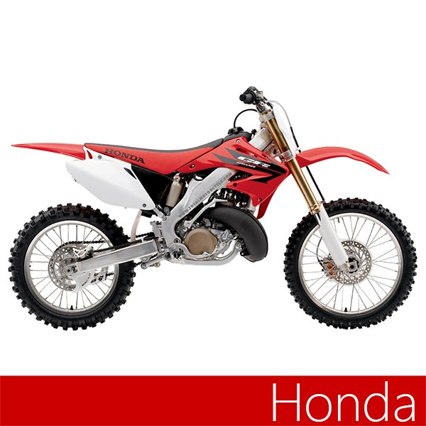 Maier Body Plastic honda cr250