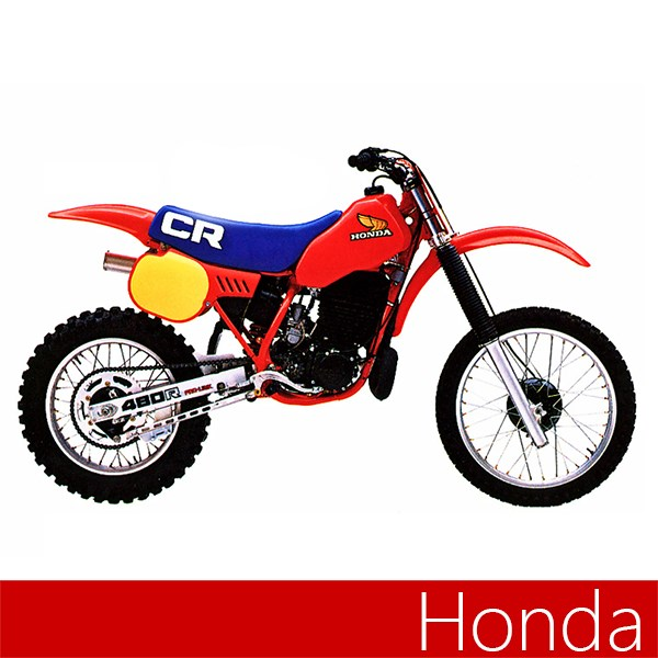 Maier Body Plastic honda cr480