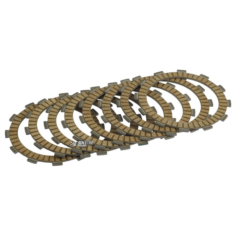 Pro-X pro x friction clutch plate complete set