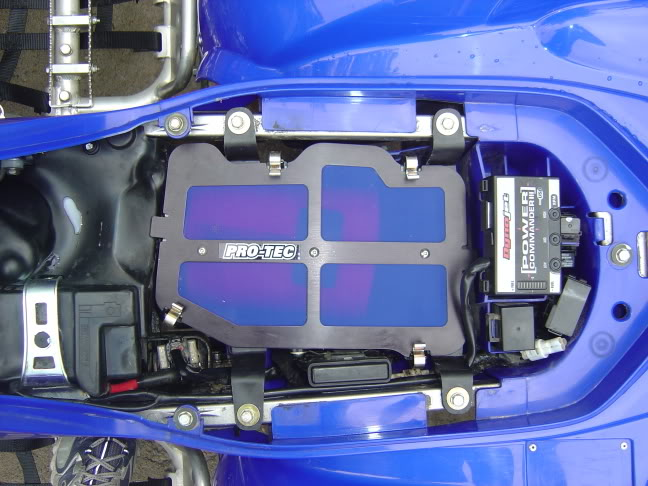 Yamaha Raptor Aftermarket Parts