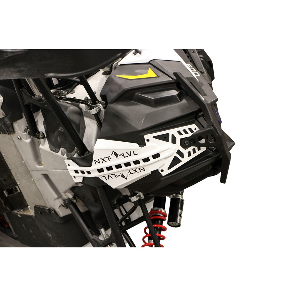 Skinz Next Level Front Bumper - Polaris AXYS Pro RMK/Rush