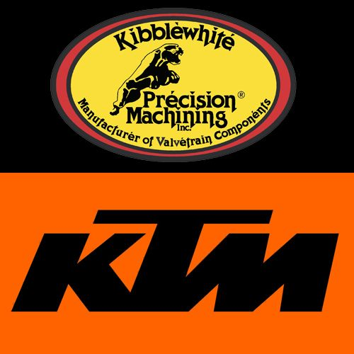 Kibblewhite Valves ktm mx / atv