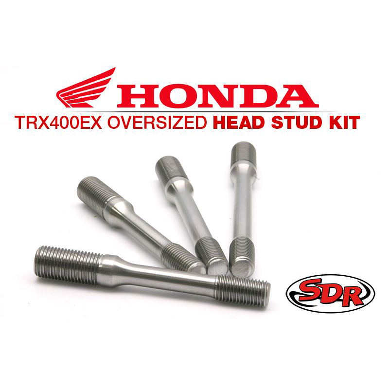 Sdr Racing sdr trx400ex head stud kit