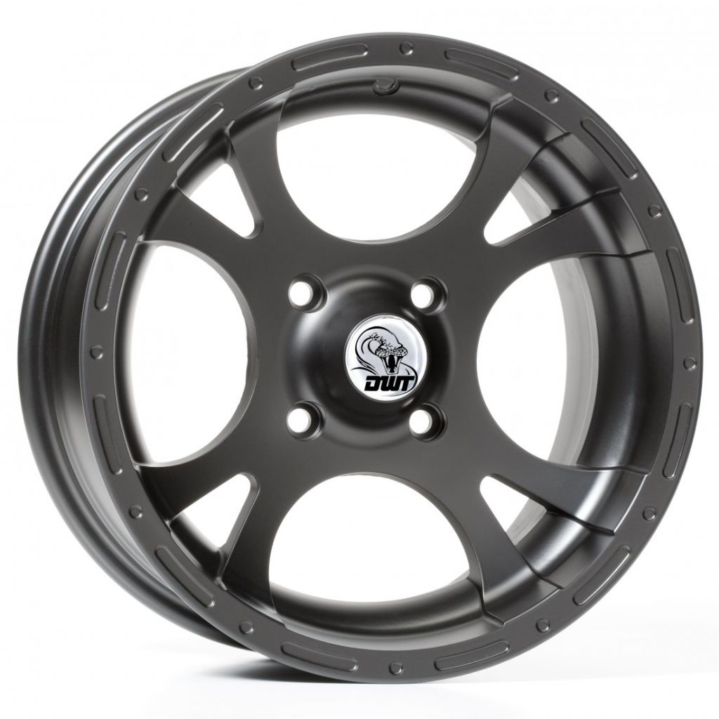 Douglas Wheels rs14 rattlesnake - black
