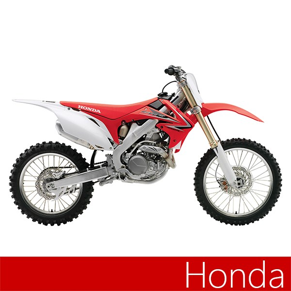 Del-West honda crf 450
