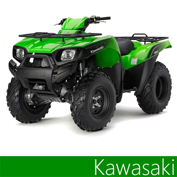 Maier Body Plastic kawasaki bruteforce