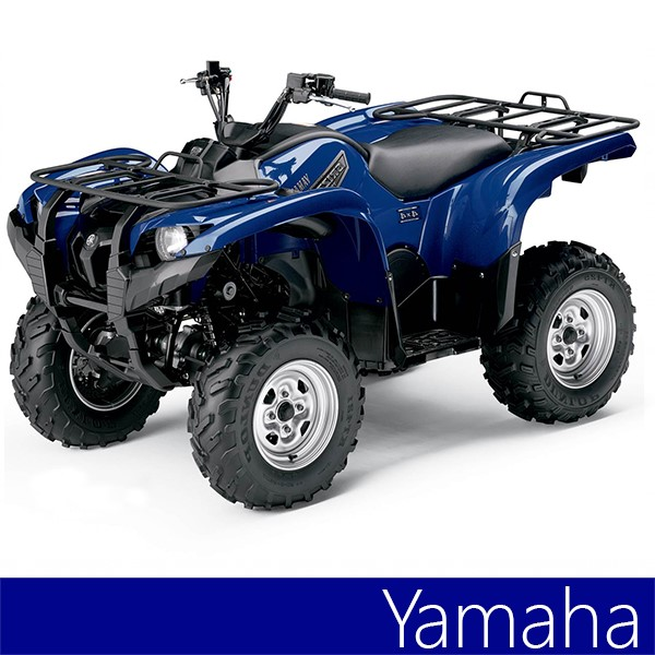 Maier Body Plastic yamaha grizzly