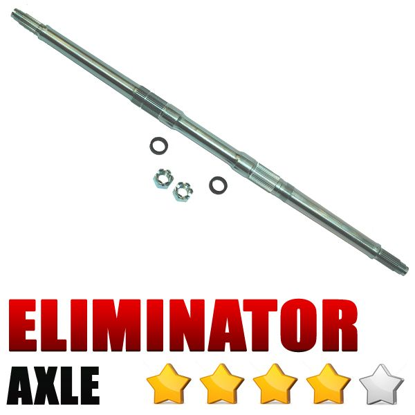 Durablue axle - eliminator