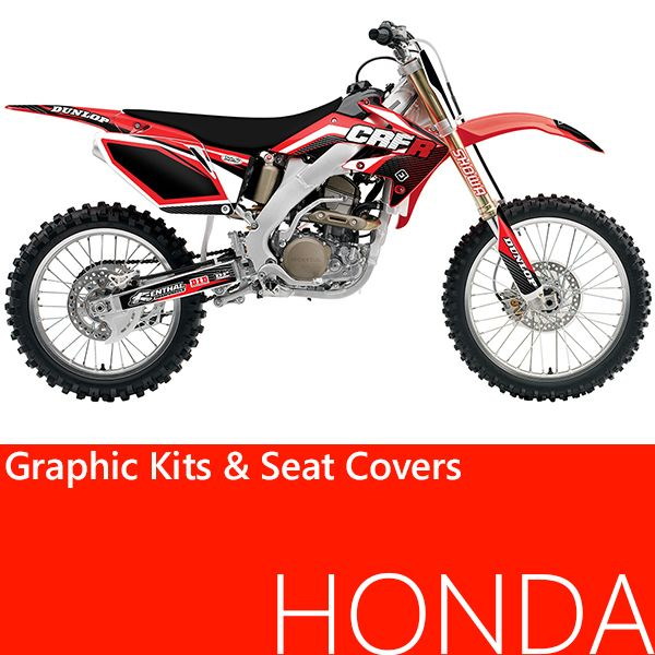 Flu Designs graphic kits - honda