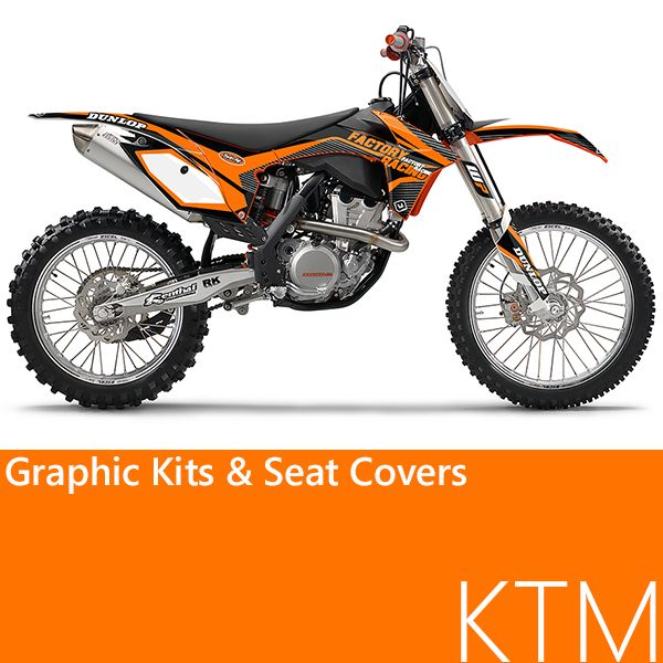 Flu Designs graphic kits - ktm