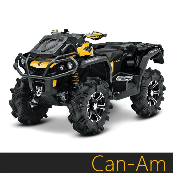 Kibblewhite Valves can am outlander