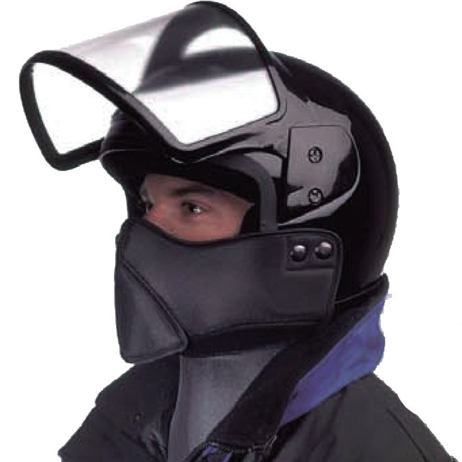 Vortex Clothing cone face mask (v4455)