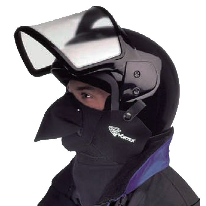 Vortex Clothing face mask for open-face helmet (v4495)