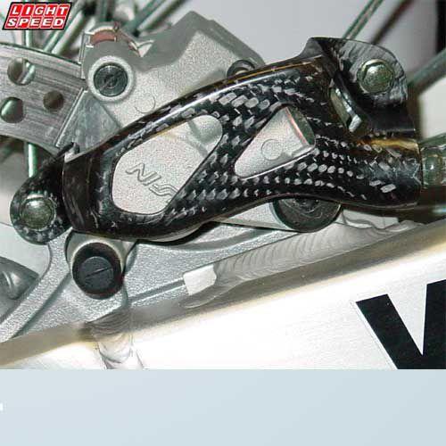 LightSpeed Carbon Fiber Rear Caliper Guard 123-00000