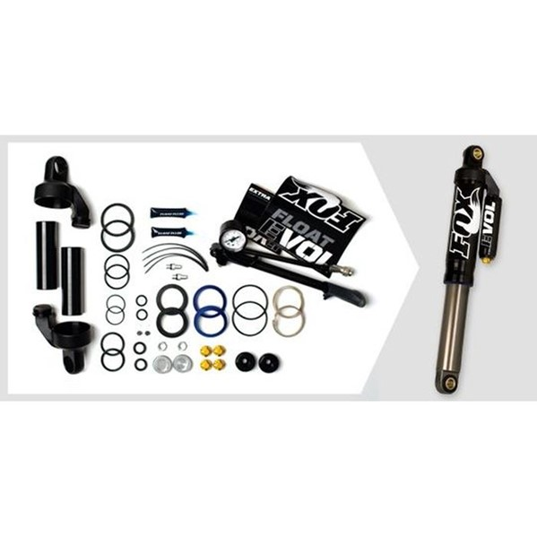 Fox Racing Shocks fox kit upgrades