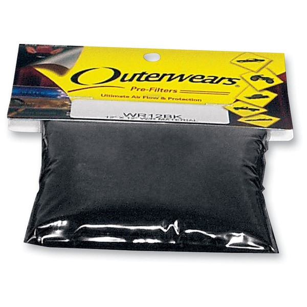 Outerwears outerwears pre filter sheets material